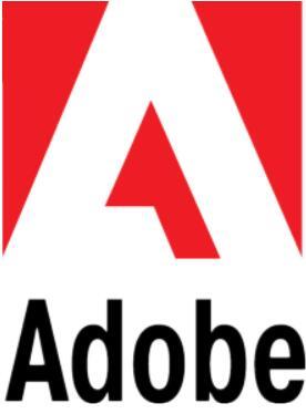 Adobe全线产品